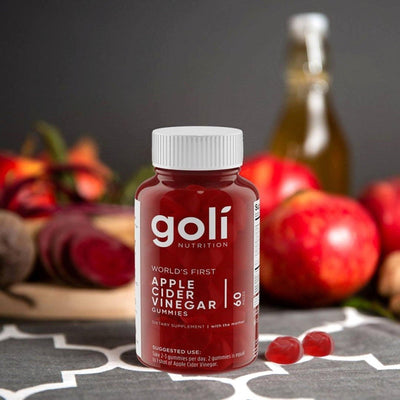 Goli Apple Cider Vinegar Gummies: An Alternative for Pills and Injections
