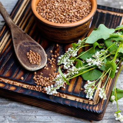 Buckwheat - A Wondrous Food