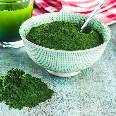 Raw Organic Chlorella Powder: The Many Health Benefits