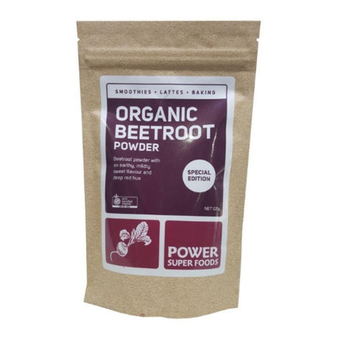 beetroot and low blood pressure - Power Super Foods Beetroot Powder Organic 125g