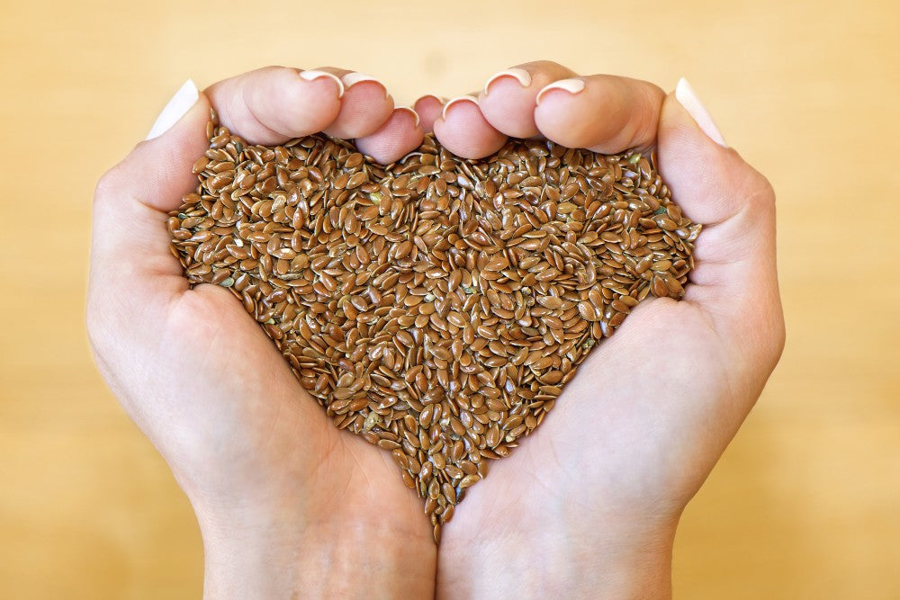 flaxseed oil-good for skin