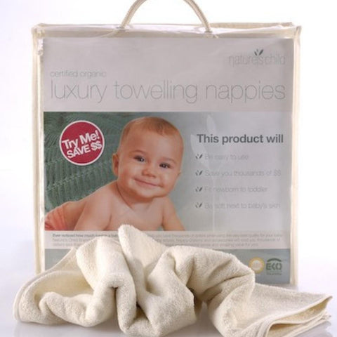 Nature's Child Cloth nappies