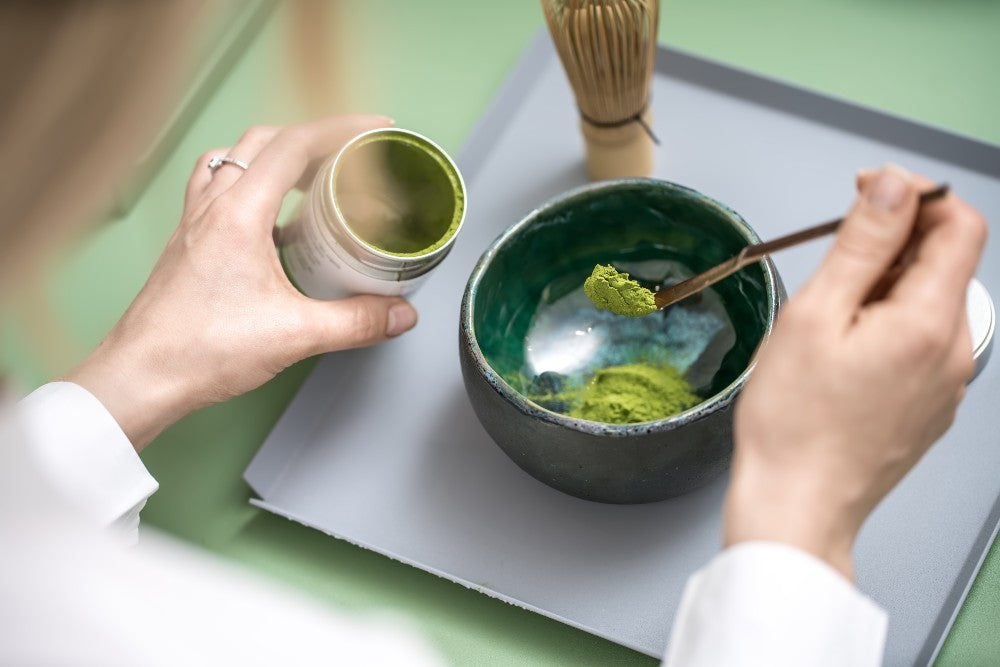 green powder benefits - Easy to Consume