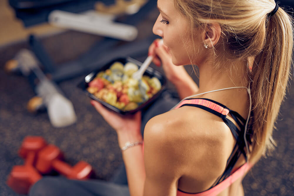 Choosing the Best Healthy Energy Foods for Athletes