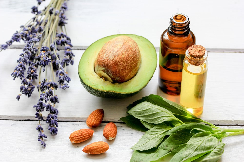 benefits of natural health products - organic and free of parabens