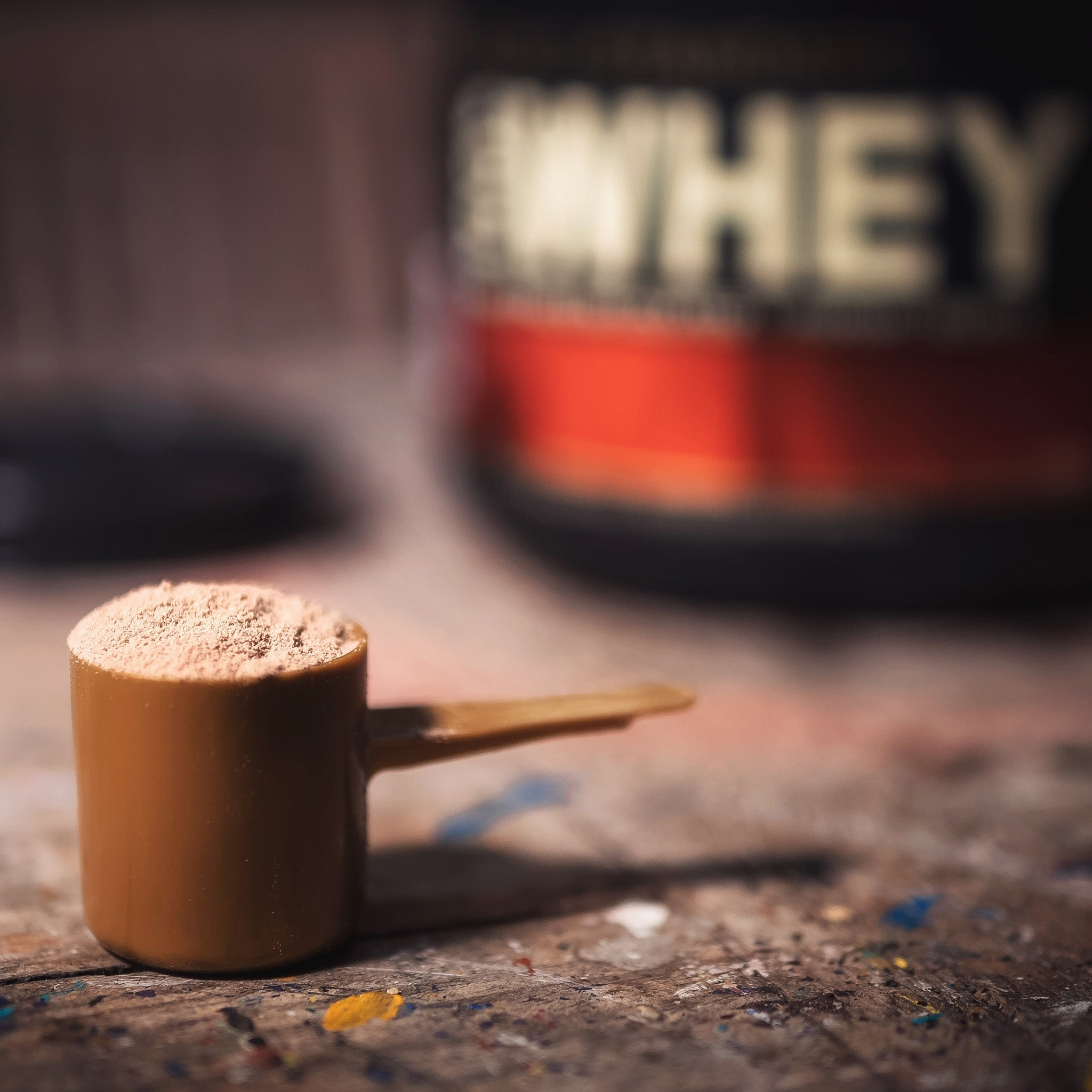 Whey Raw Protein Powder