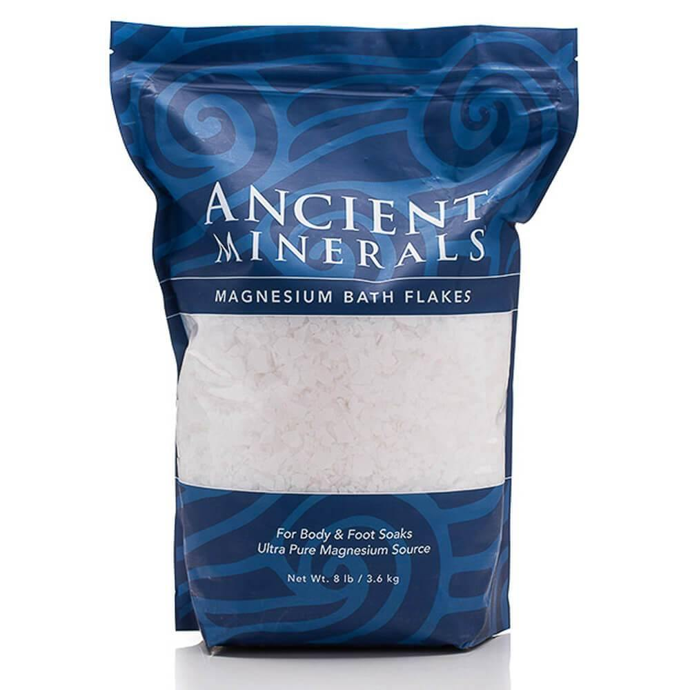 Ancient Minerals Magnesium Flakes 3.63 kg - EZ Bio-Shop