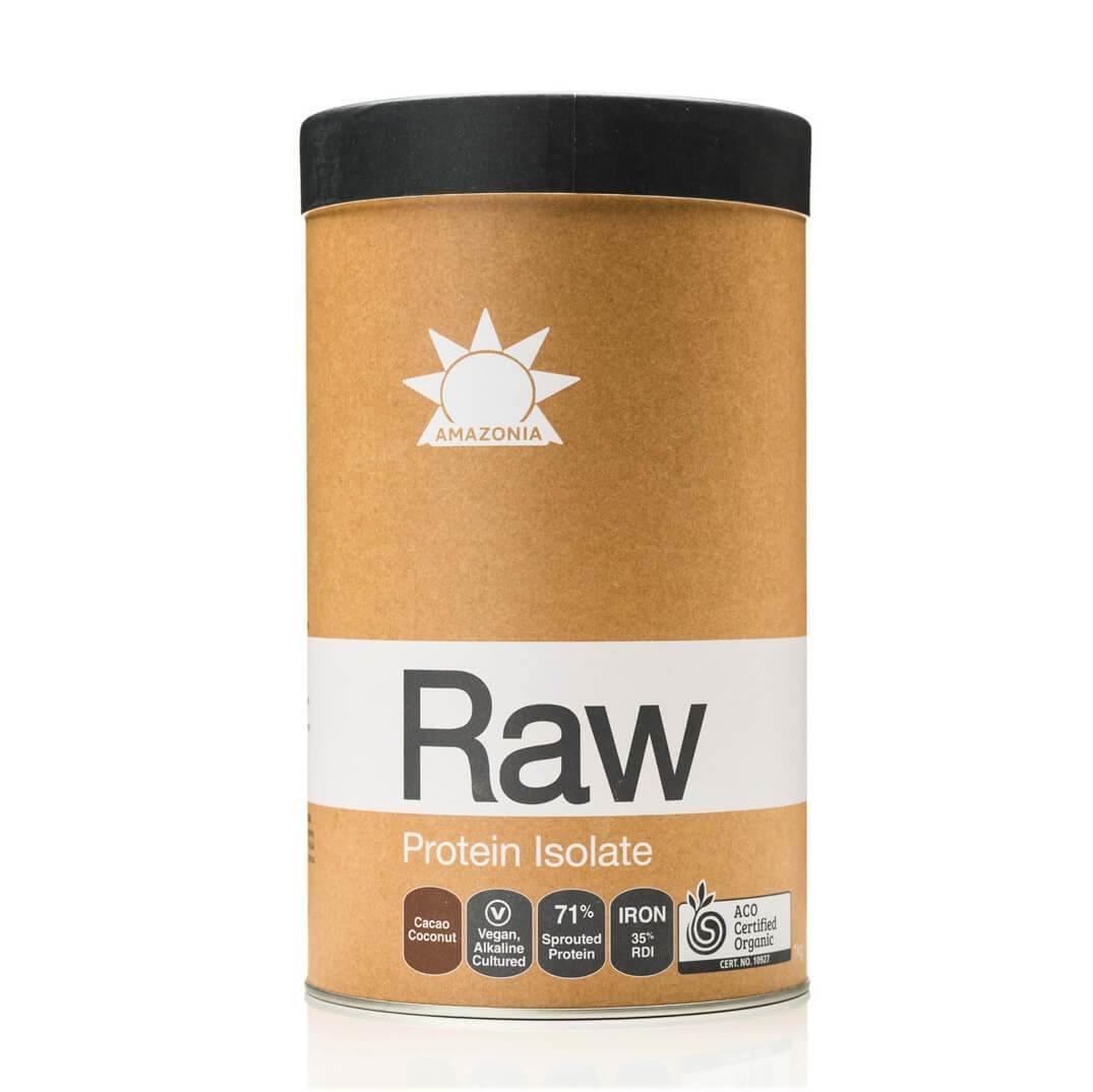Amazonia Raw Protein Isolate Powder 1kg - EZ Organic Shop