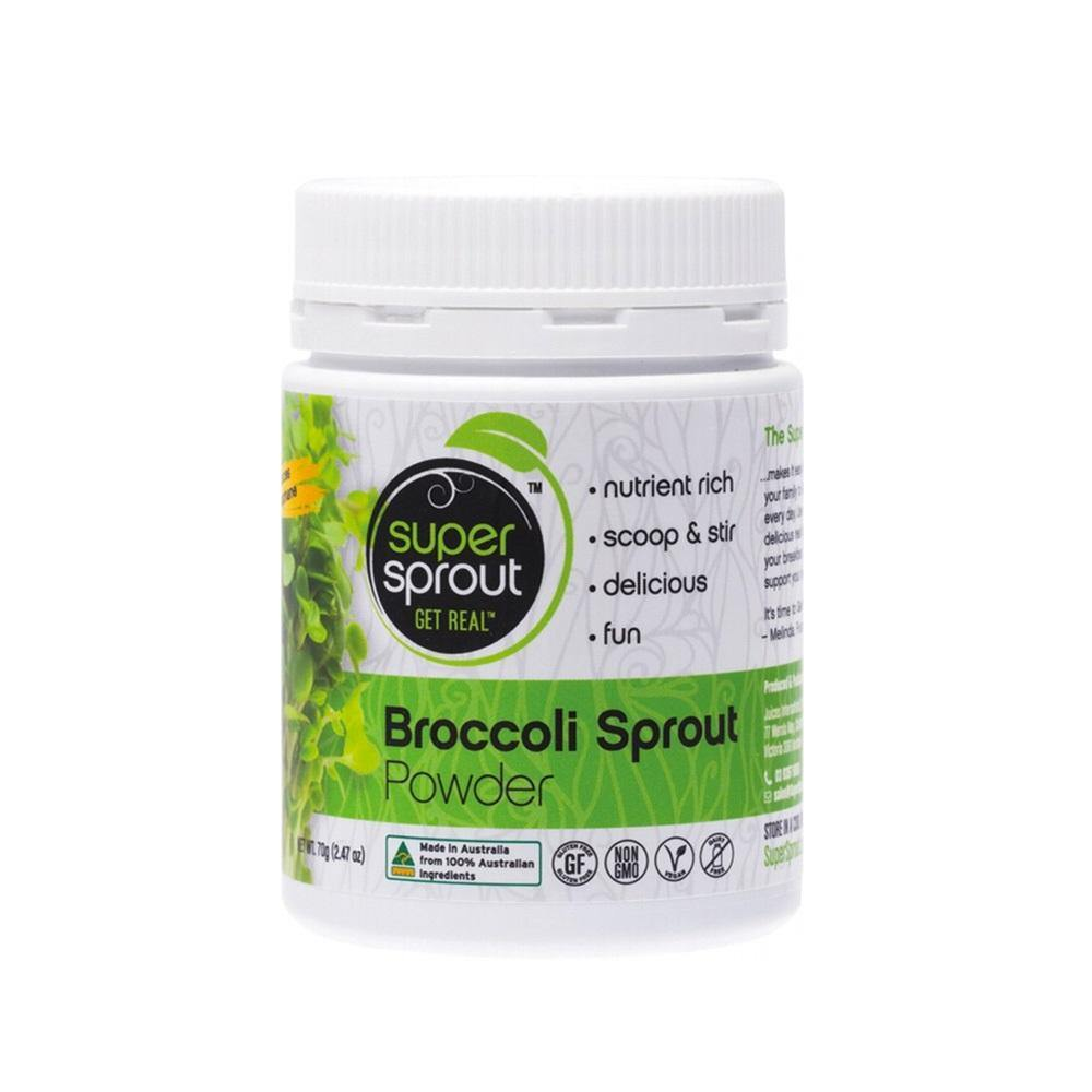 Super Sprout Broccoli Sprout Powder 70g