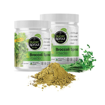 Super Sprout Broccoli Sprout Powder - EZ Organic Shop