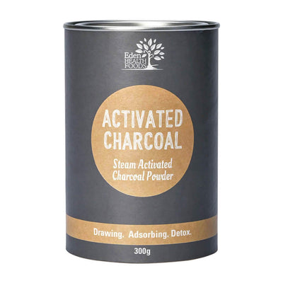 Eden Healthfoods Activated Charcoal Powder 300g