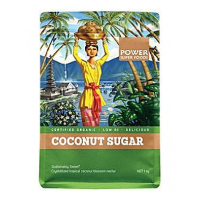 Power Super Foods Coconut Sugar Organic 1kg