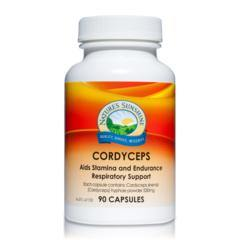 Nature's Sunshine Cordyceps 530mg (90 capsules) - EZ Organic Shop
