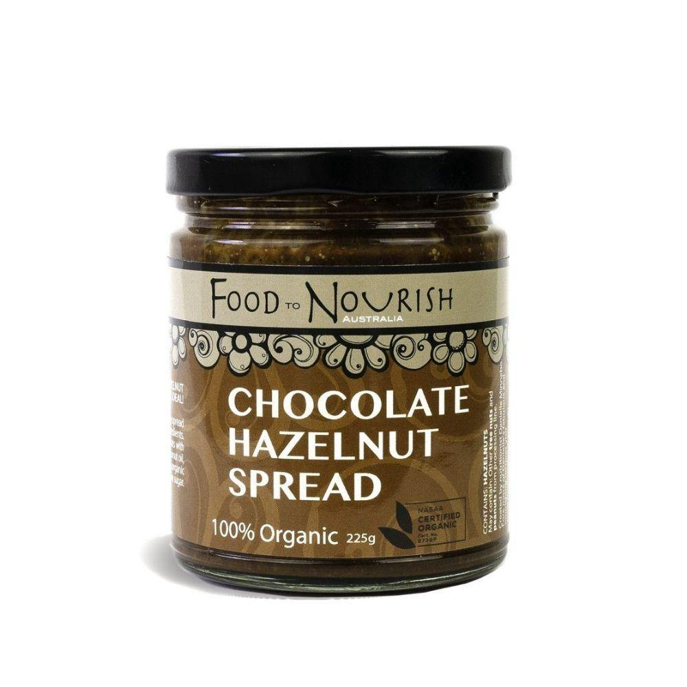 Food to Nourish Chocolate Hazelnut Spread 225g