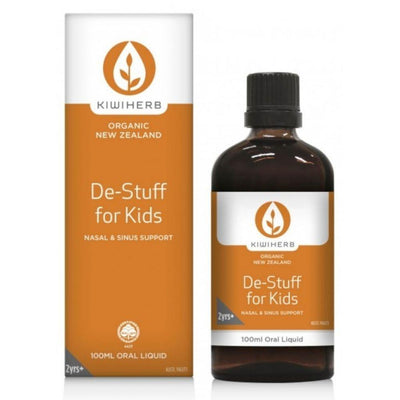 Kiwiherb De Stuff for Kids 100ml