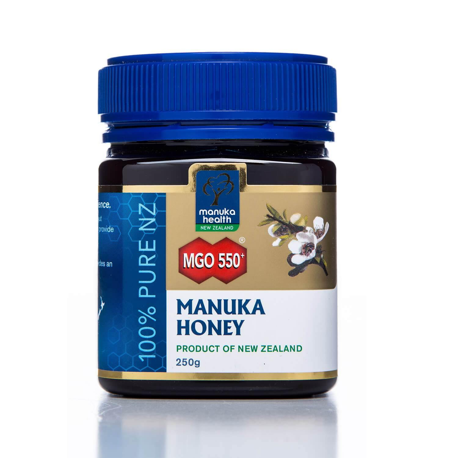 Manuka Health Manuka Honey MGO 550+ - EZ Organic Shop