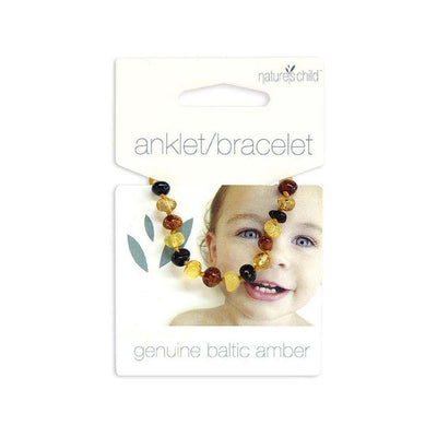 Nature's Child Anklet Mixed Colours 5g