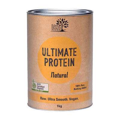 Eden Healthfoods Ultimate Natural Protein Powder 1kg