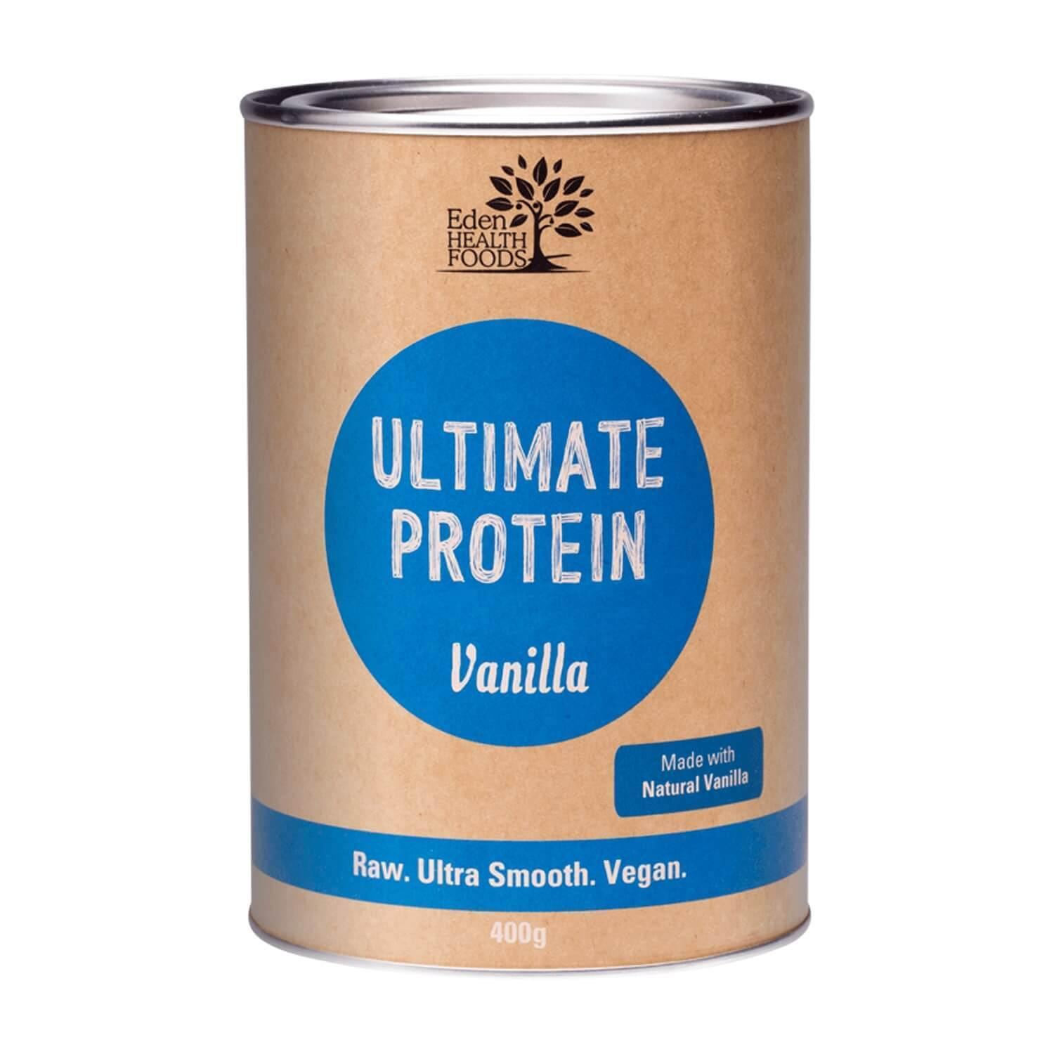 Eden Healthfoods Ultimatives Vanille Protein Pulver - EZ Organic Shop
