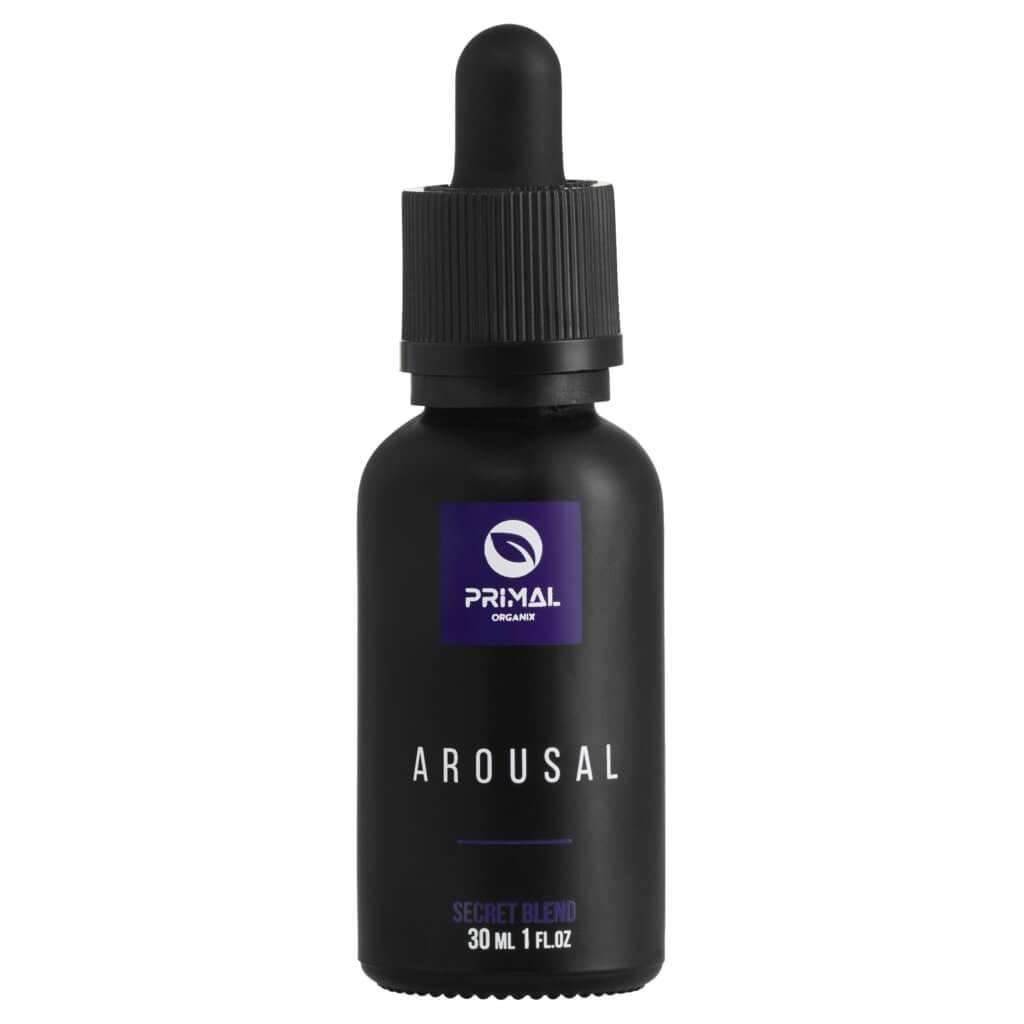 Primal Organix Arousal 30ml - EZ Organic Shop