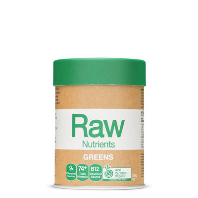 Amazonia Raw Prebiotic Greens Powder 300g