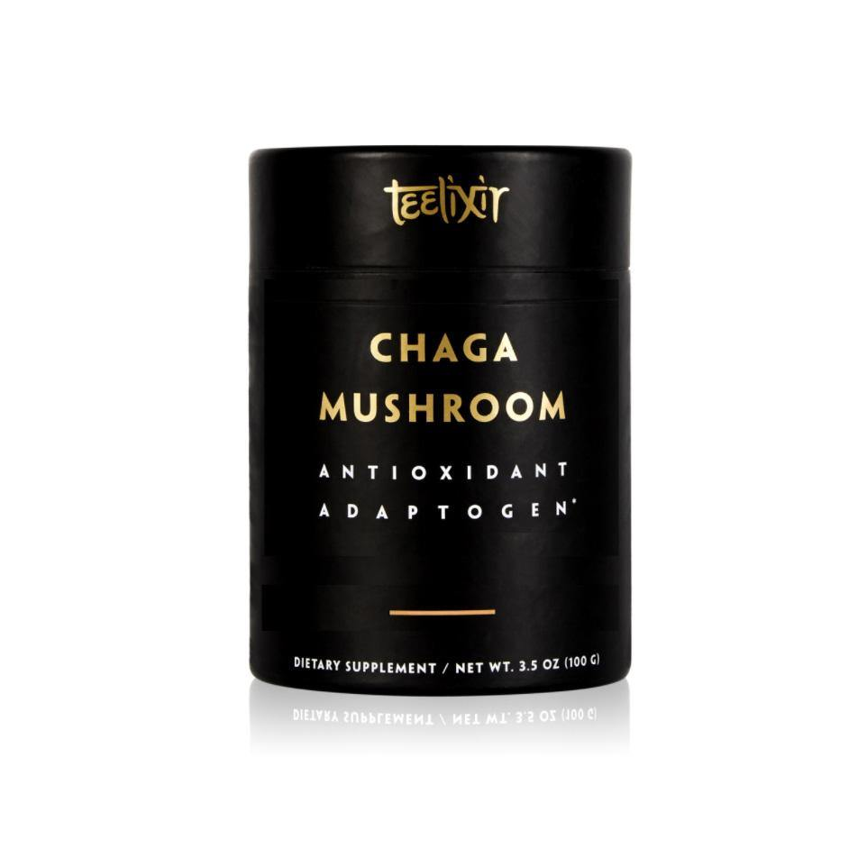 Teelixir Chaga Superfood Mushrooms Powder 100g - EZ Organic Shop
