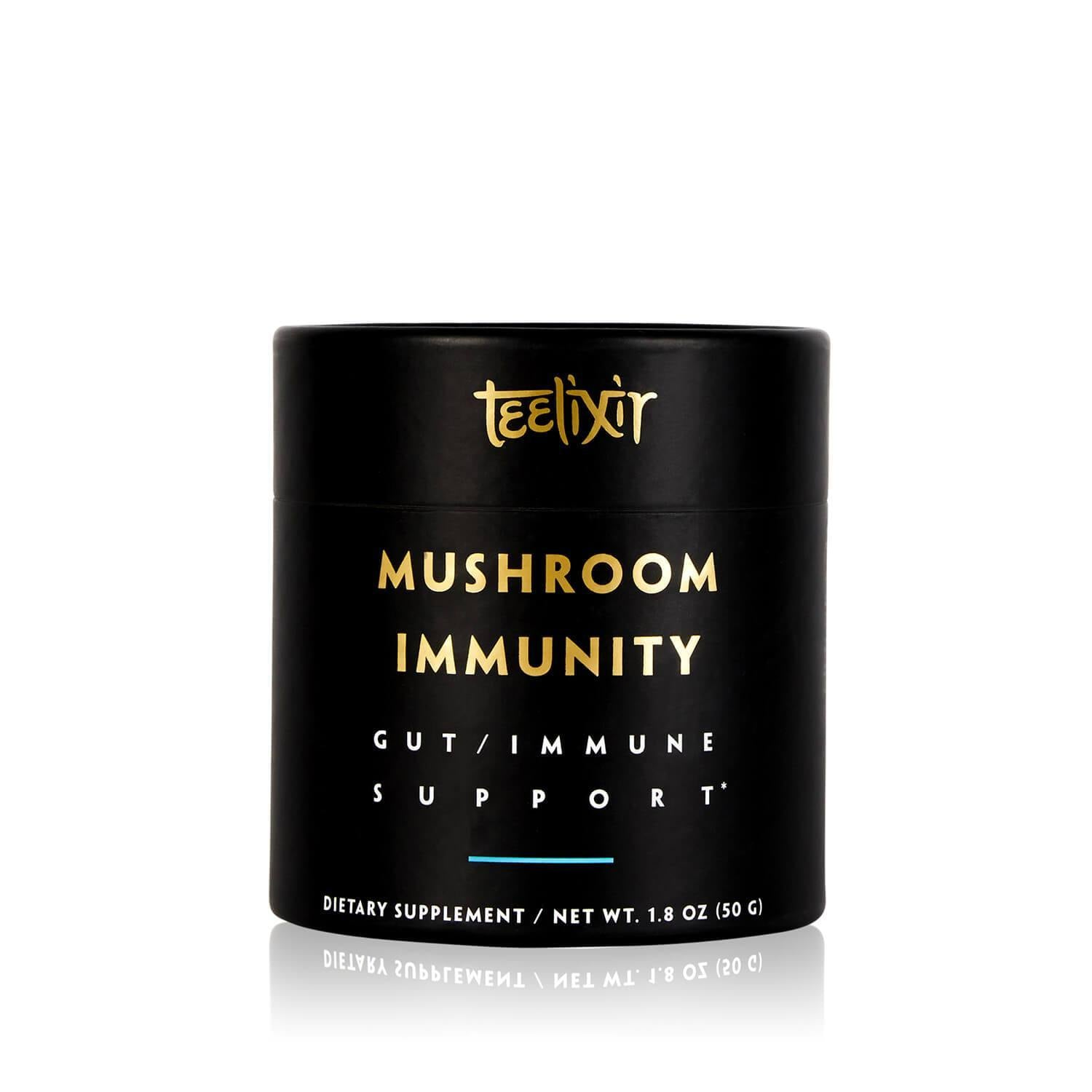 Teelixir Immune Defence Mushroom Blend Powder 50g
