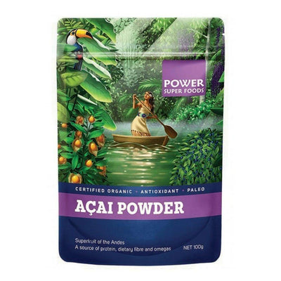 Power Super Foods Berry Power Acai Powder 100g