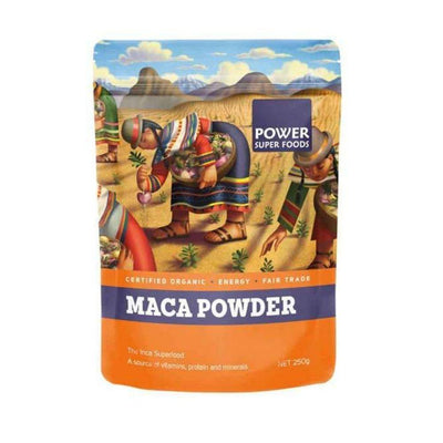 Power Super Foods Maca Powder Origin 250g