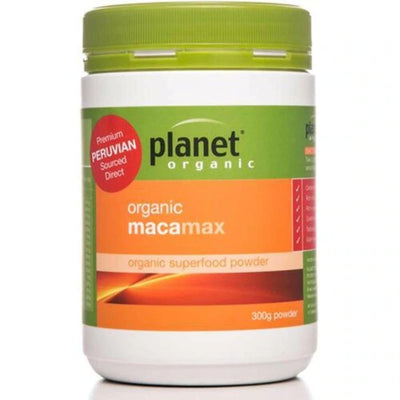 Planet Organic Maca Root Powder ( Peruvian ) 300g