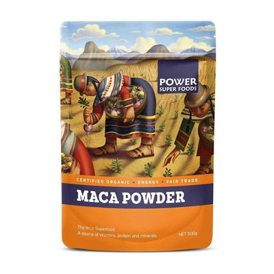 Power Super Foods Maca Powder Origin 500g