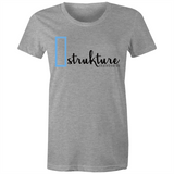 strukture skateboards OG Logo Women's T-Shirt