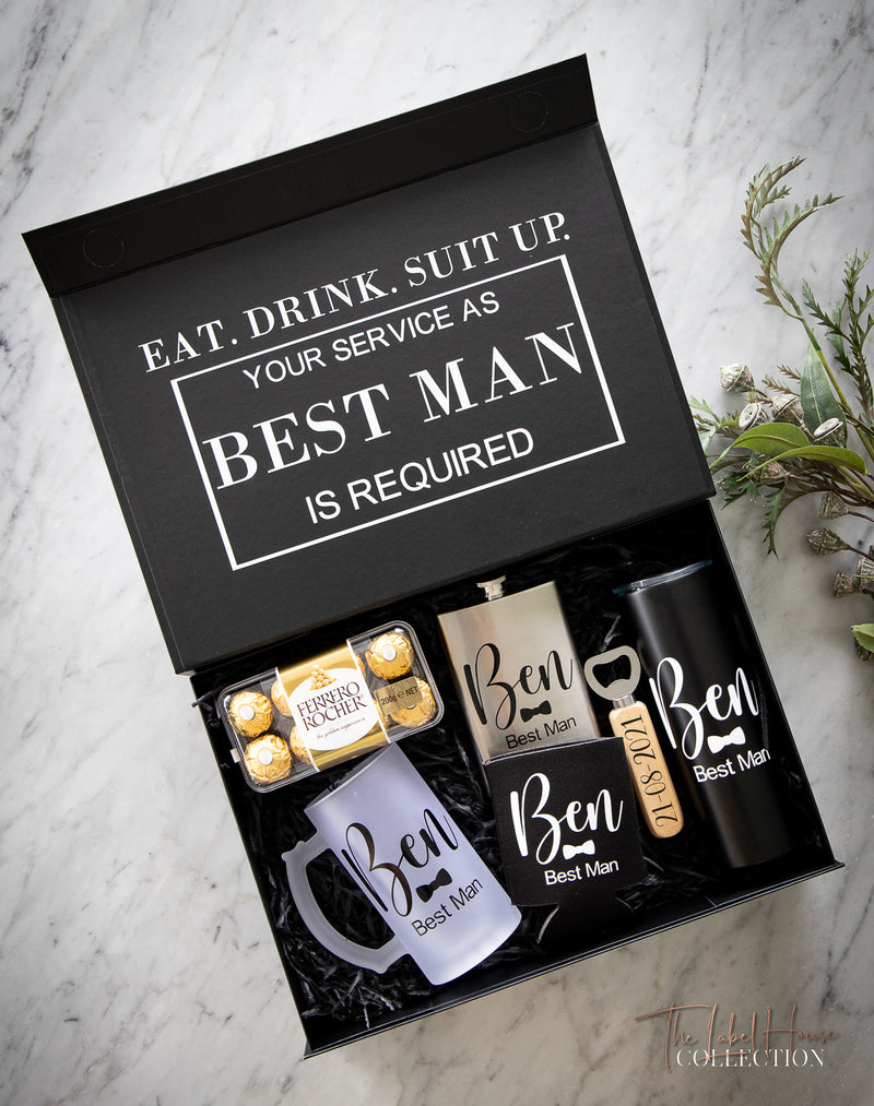 Best Man Box