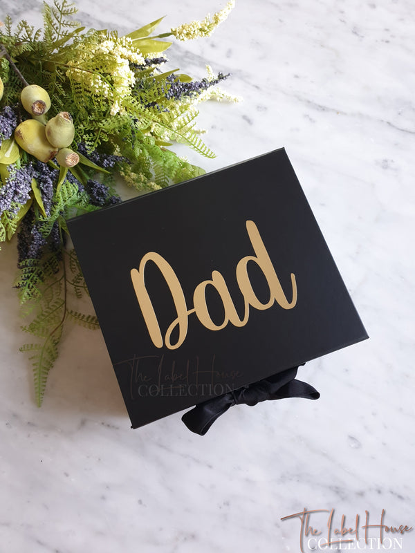 Gift Box - Small - Father of the Bride