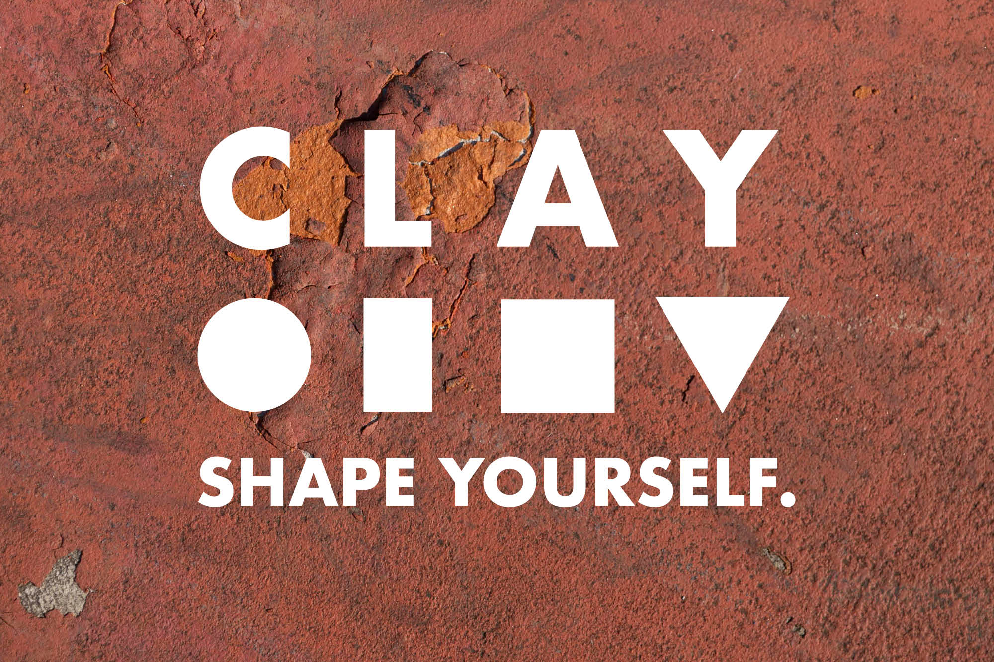 Shape yourself like Clay