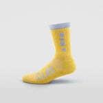 Yellow Clay Sport Sock