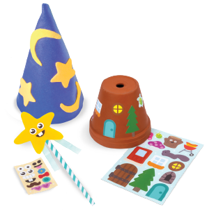 Wizard Kit Activity