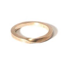 Load image into Gallery viewer, 14k Gold Twist Ring