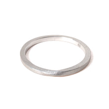 Load image into Gallery viewer, Sterling Silver Twist Ring