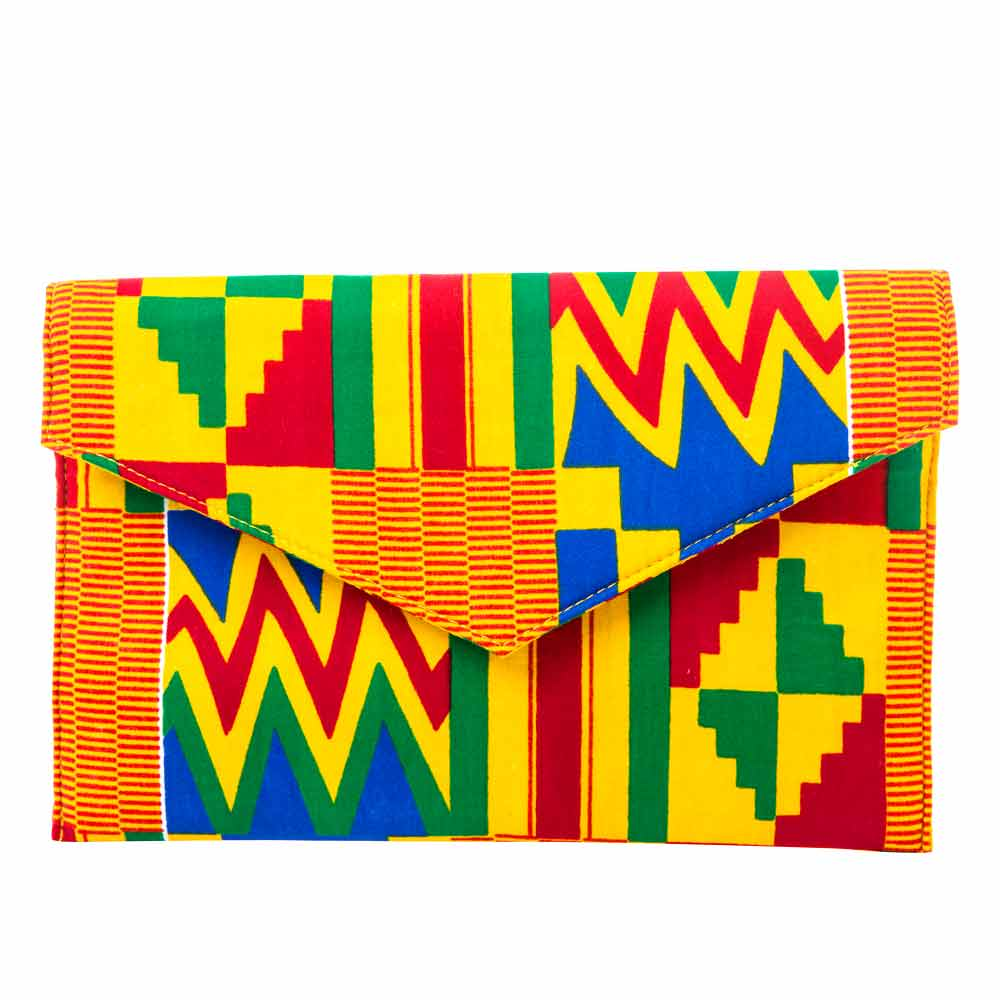 Sac à Main imprimé Kente