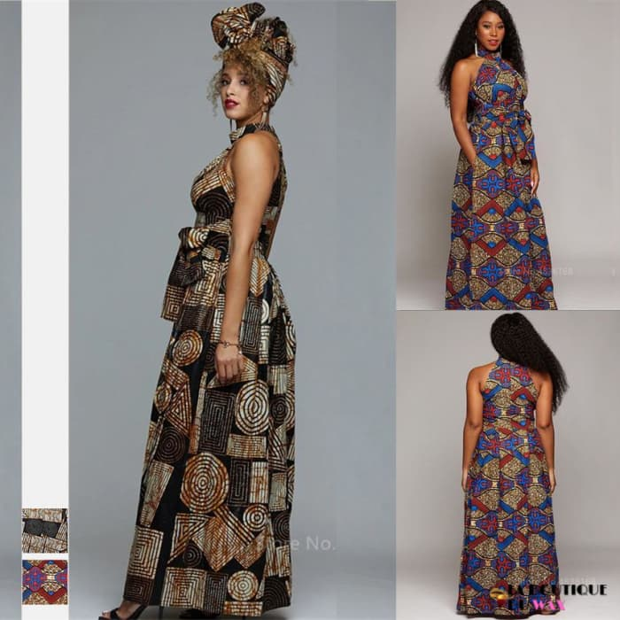 Robe Africaine tradition
