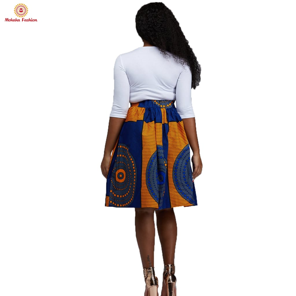 Jupe Africaine 100% coton