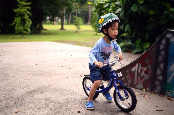 Why Balance Bikes Are Better Than Kids Bikes With Training Wheels