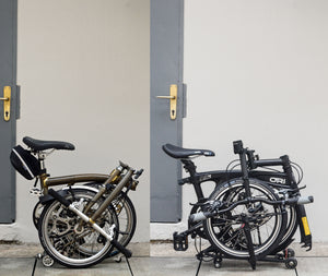 ORi Bikes vs Brompton Comparison (Part 3 of 3)