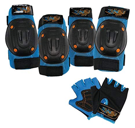 Bell Riderz Knee/Elbow/Gloves