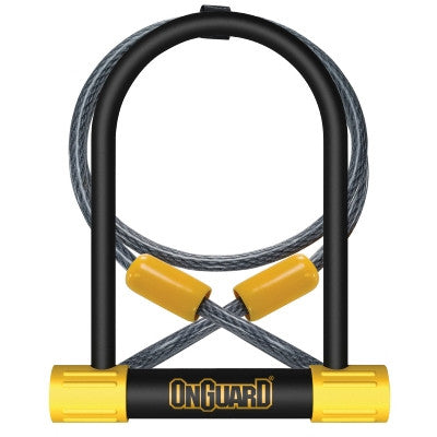 OnGuard Bulldog Medium DT 8015M Bicycle Lock