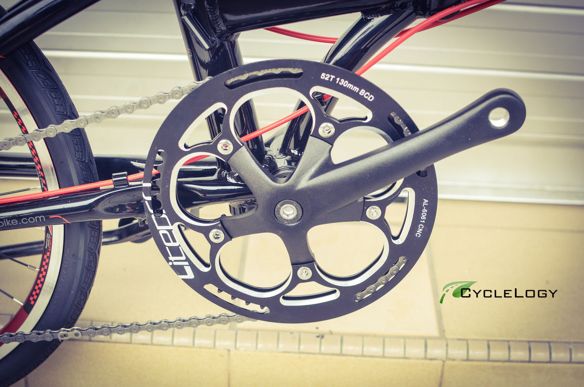 Crius Master 9-Speed