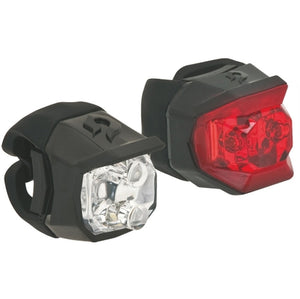 Steve & Leif Cosmic Combo Front and Rear LED Lights