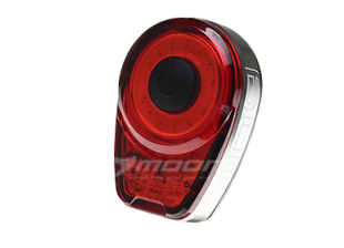 Moon Ring 25 Lumens USB Rechargeable Rear Light