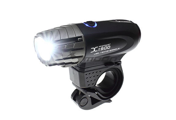 Moon X-Power 500 Lumens USB Rechargeable White Light